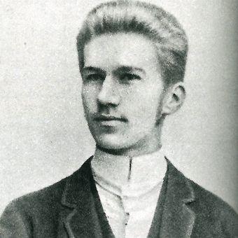 Pierwszy Prezes Związku Kolarskiego, wiceprezes WTC Stanisław Blikle.