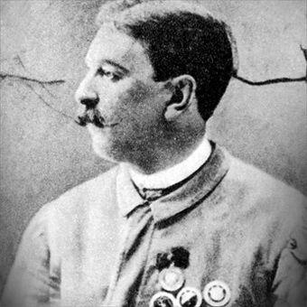 Inicjator, a potem prezes (1889-1892) WTC Edward hr. Chrapowicki.