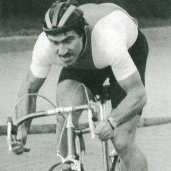 Lechosław Michalak, najwybitniejszy kolarz w powojennej historii WTC.