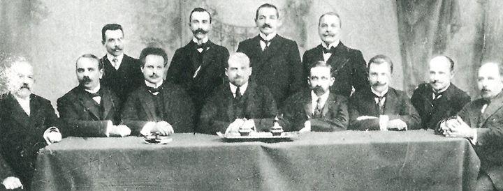 Komitet WTC w dniach obchodów 25-lecia Towarzystwa.