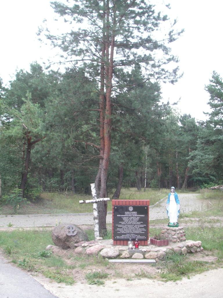 13 sierpnia - Aleja Pamięci